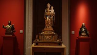 Presentación de la exposición 'Joyas de un patrimonio'
