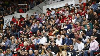 Partido Tecnyconta Zaragoza-FC Barcelona
