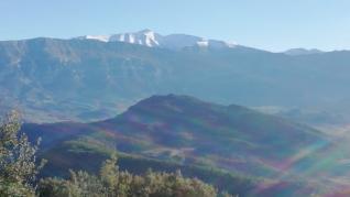 Carrera de Tierrantona en el Valle de la Fueva