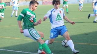 Fútbol. Regional Preferente- Fuentes vs. Bujaraloz.