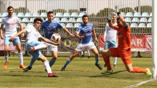Fútbol. Tercera División- RZD Aragón vs. Binéfar.