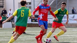 Fútbol. Tercera División- Tarazona vs. San Lorenzo.
