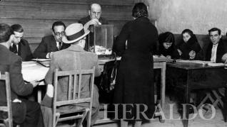 Votaciones en Aragón durante las elecciones generales españolas desde 1977