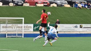 Fútbol. Tercera División- Borja vs. San Juan.