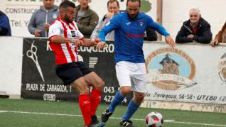 Fútbol. Tercera División- Utebo vs. Sabiñánigo.