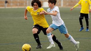 Fútbol. Torneo San Jorge Cup- Real Zaragoza vs. Laurus.