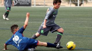 Fútbol. Torneo San Jorge Cup- SD Huesca vs. Real Sociedad.
