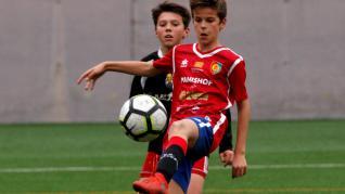 Fútbol. Ibercaja Ciudad de Zaragoza Infantiles- Montecarlo vs. Amistad