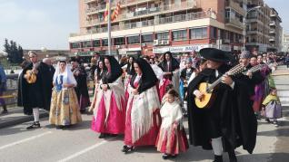 Día de la Faldeta en Fraga