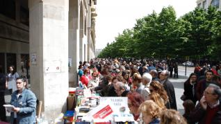 Día del Libro en Zaragoza