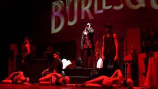 Imágenes del espectáculo 'Chicago life'.