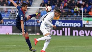 SD Huesca-Valencia