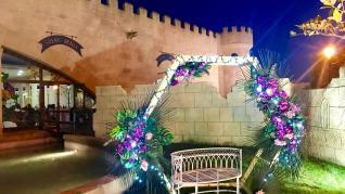 La decoración en Castillo Bonavia.
