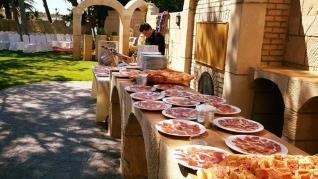 La gastronomía de Castillo Bonavia(1)