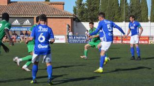 Fútbol. Regional Preferente- Caspe vs. Mequinenza.
