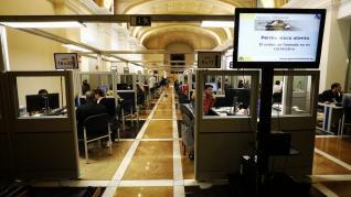 Centro de confección de declaraciones de Renta en Zaragoza.