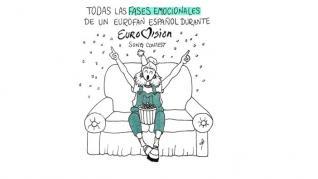 Viñeta de Eurovisión 2019