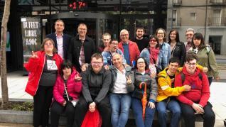 IV Jornada de sensibilización de Down Huesca
