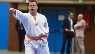 Primer Campeonato de Aragón de parataekwondo celebrado en Zaragoza