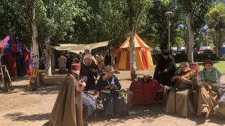 Una villa volcada con los templarios y el rey Jaime