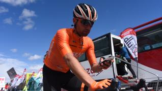 Tercera etapa de la Vuelta Aragón 2019, con inicio en Huesca y final en la Expo de Zaragoza