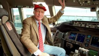 Las carrera de Niki Lauda, en imágenes.