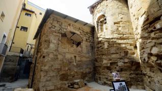 Ábsides de San Pedro el Viejo en Huesca