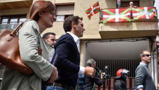 Acto conmemorativo de Ciudadanos a las víctimas de ETA