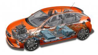 Filtradas las primeras imágenes de la sexta generación del Opel Corsa que se fabrica en la planta de Zaragoza.