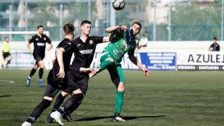Fútbol. Regional Preferente- Cuarte vs. Zaragoza 2014.
