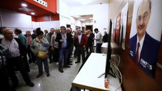 Resultados de las elecciones en Aragón 2019, en imágenes. PSOE