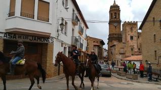 La Feria de Abril llega a La Iglesuela del Cid