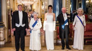 Trump, en Londres