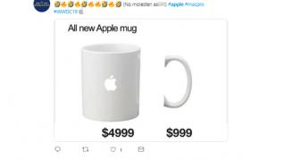 Memes de lo nuevo de Apple.