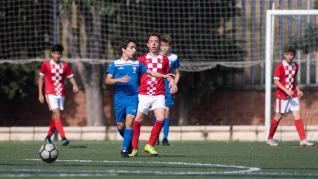 Final. Segunda Infantil Grupo A- Helios vs. Hernán Cortés.