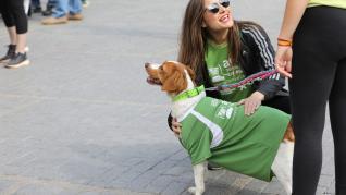 Récord de participación en la carrera contra el cáncer de Teruel.