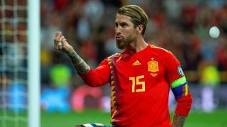 España 3 - 0 Suecia