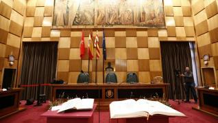 Constitución del Ayuntamiento de Zaragoza.