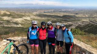 Quedadas de Women in Bike BTT en Zaragoza