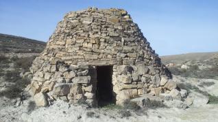 Casas de piedra seca.6