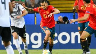 España, campeona de Europa sub-21.
