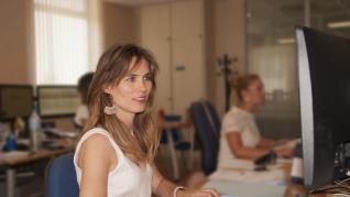 Miembros del equipo de Ayanet, consultora aragonesa experta en Recursos Humanos.
