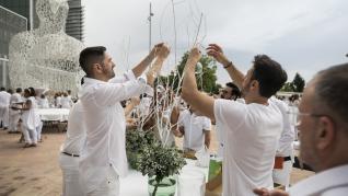 Cena en Blanco 2019