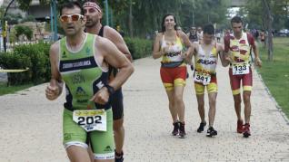 Triatlón de Zaragoza 2019