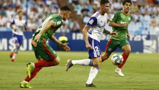Real Zaragoza - Alavés en La Romareda. Trofeo Ciudad de Zaragoza-Memorial Carlos Lapetra