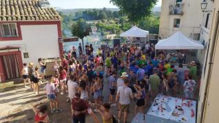 Vecinos y visitantes han disfrutado de variedad de actos en las fiestas de Maleján.