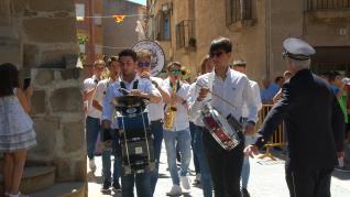 Fiestas de San Lorenzo en Maella