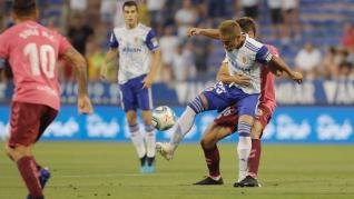 Imágenes del Real Zaragoza- Tenerife