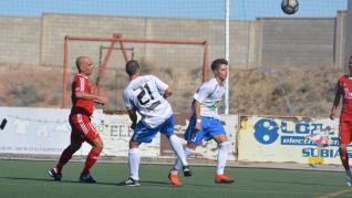 Fútbol. Regional Preferente: Fuentes - Caspe