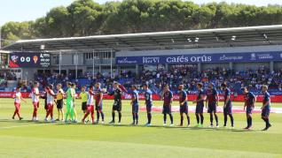 Partidos SD Huesca - Sporting de Gijón.